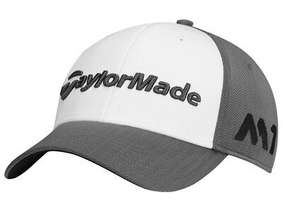 Taylormade Tour Radar '17 Cap - Grey/White