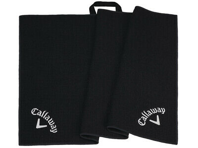 Callaway Players Microfiber Towel Black