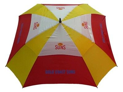 Official AFL Gold Coast Umbrella