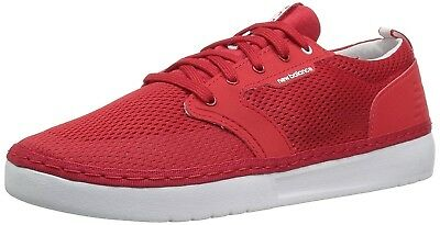(6 D(M) US, Red/White) - New Balance Men's Apres Baseball Shoe. Free Shipping