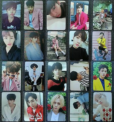 LOT of 20 PENTAGON Official PHOTOCARD 3rd Album CEREMONY Photo Card Full Set 펜타곤