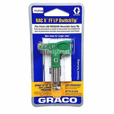 Graco Rac X FFLP 310 Fine Finish Paint Spray Tip Size 310
