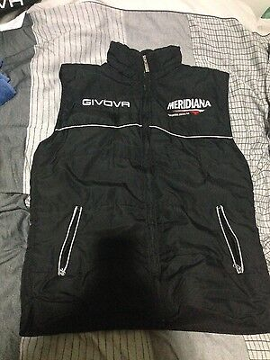 Meridiana Pro cycling team vest