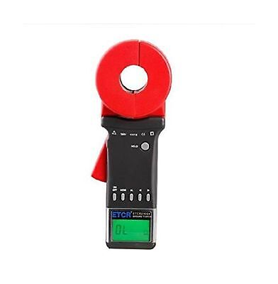 ETCR ETCR2100A+ Digital Clamp Ground Earth Resistance Meter Tester 0.01-200