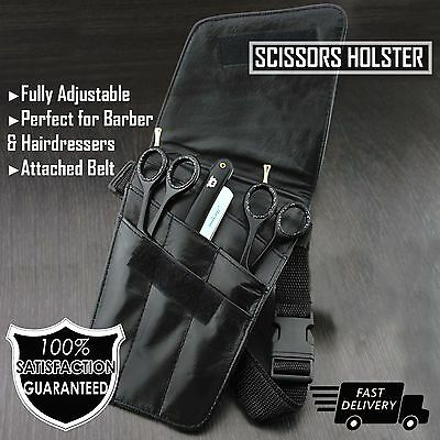 Hairdressing Scissors Tool Belt Scissor Holder Holster / Belt Shears Pouch Bag.