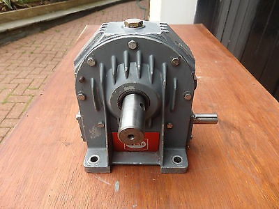 Holroyd 5:1 Reduction gearbox