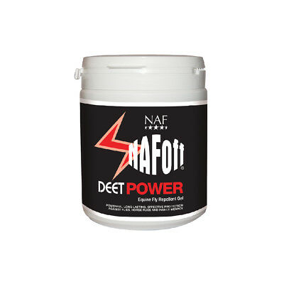 Naf Naf Off Deet Power Gel - 750 g - Fly, Louse & Insect Control