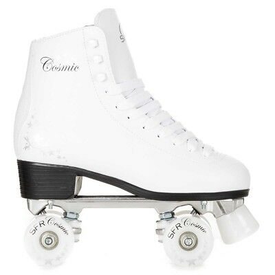 SFR Cosmic Women's Quad Skates White