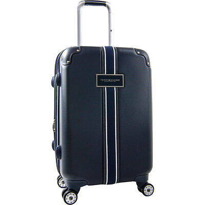 "Tommy Hilfiger Luggage Classic Hardside 21"" Carry-On Hardside Carry-On NEW"