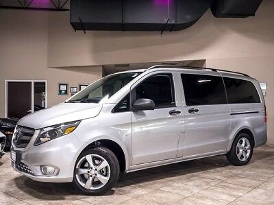 2016 Mercedes-Benz Other  2016 Mercedes Metris Passenger Van Like New Interior! 2.0 Turbo! 3 Row Seating!
