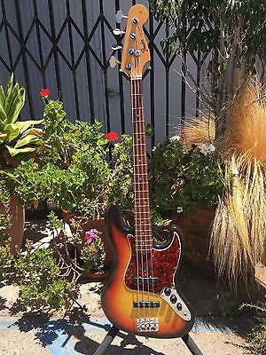 1965 VINTAGE Fender Jazz Bass Grammy Winner!! FREE SHIPPING!