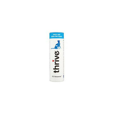 Thrive chat FRIANDISE 100% blanc poisson 15G X 12 - chat FRIANDISE