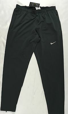 Nike Men's Dri-Fit Training Pants  Zippered Pocket Sweatpants Grey 905062 Size M