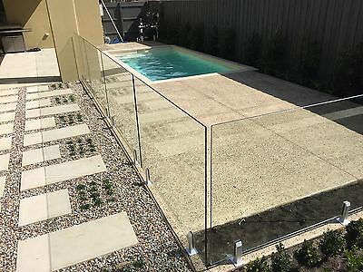 pool fence frameless glass fencing swimming pool fence