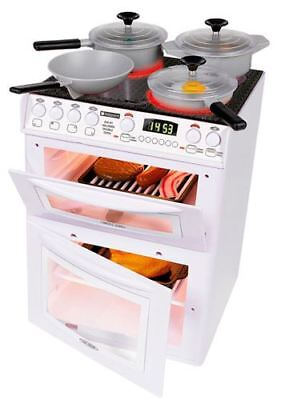 Casdon Hotpoint Toy Electronic Cooker - Role Play Kids Toy - Brand New