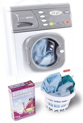 Washmatictoy Electronic Washing Machine - Casdon Kids Toy New