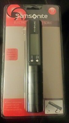 Samsonite Electronic Luggage Scale Brand New