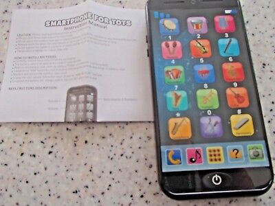 A Von Smart Phone For Tots--In Box --Brand New--