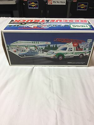 1994 Hess Rescue Truck with Box
