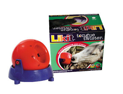 Tongue Twister - Licks, Holders & Toys