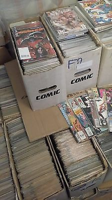 100x DC Comics. Across the ages, From the 1980's to 2014 Wholesale Job Lot