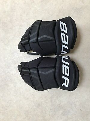 Bauer Supreme 150 Ice Hockey Gloves Size 13