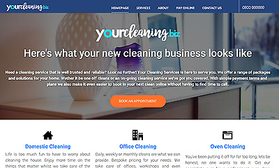 Cleaning Business - Ready made cleaning business and marketing set up for you