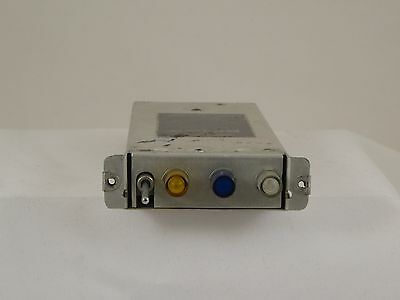 King KR-22 Marker Beacon Receiver PN: 066-1065-01 SN: 3483, Guaranteed!