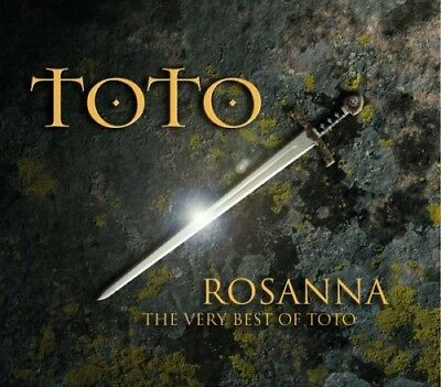 Rosanna/The Best Of Toto - Toto (CD Used Like New)