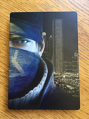 Watch Dogs Steelbook (No Game)