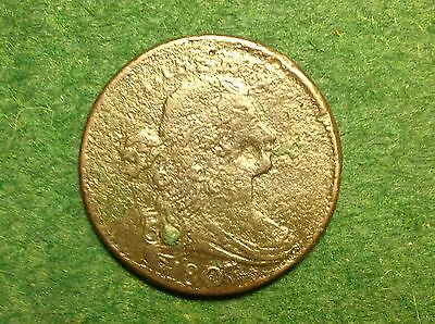 1803 Draped Bust Large Cent VERY RARE S-262 VARIETY & LATE DIE STATE! L@@K!!!!