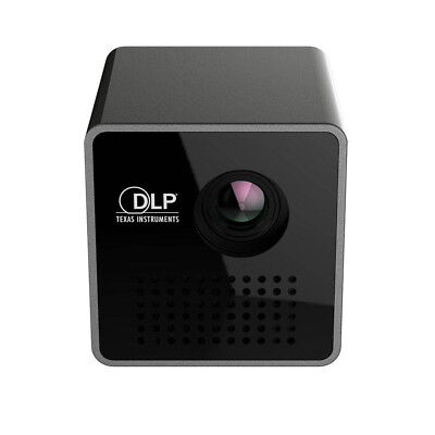 Mini Pocket P1+ Projector DLP HD LED AirPlay WiFi Portable Multimedia Theater