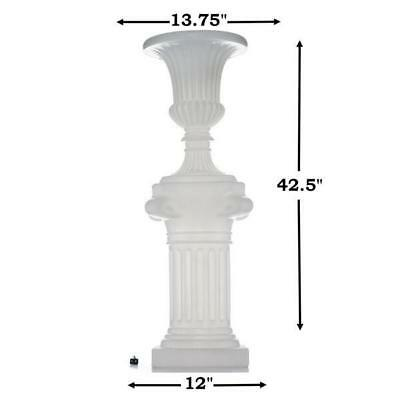 """7 Colors Changing LED Lights 42"""" tall Wedding Column Party Prom Decorations SALE"""