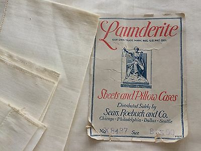 """cotton sheet 81""""x vint NWT NU GREAT GRAPHICS on tag old store store DEAD STOCK"""