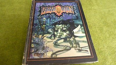 Earth Dawn RPG The Age Of Legend #6000 Fasa