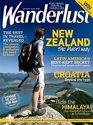 Wanderlust Magazine March 2007 Issue 86