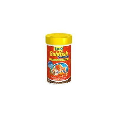 TETRA POISSON ROUGE GRANULES - 32G - ALIMENTS POISSON/Amphibien