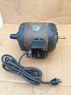Delta Milwaukee Drill Press Electric Motor