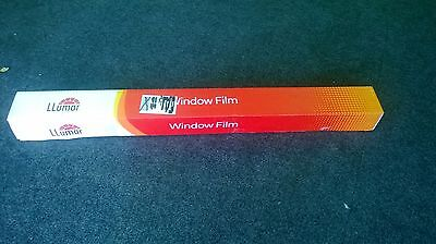 Automotive Window Film Llumar  Films Full Roll Pt18 ,152.4Cm Wide X 30.5M Length