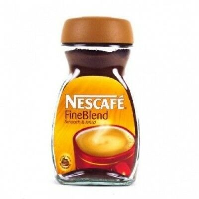 Nescafe Fine Blend Coffee 100g. Free Delivery