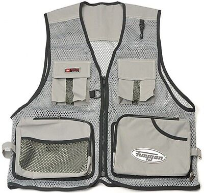 (US L/ label 2XL) - Photography Vest/fly fishing vest/Fly Vest/ Fishing Vest/Fly