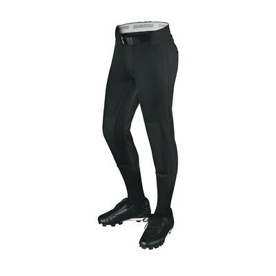 (Medium, Black) - DeMarini Uprising Fastpitch Softball Pants. Delivery is Free