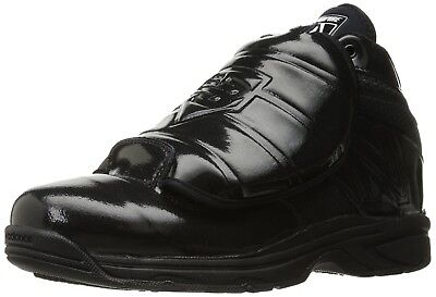 (14 2E US, Black/Black) - New Balance Men's MUL460V3 Umpire Baseball Shoe. Deliv