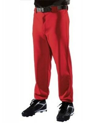 (Large, Scarlet) - Youth 410ml Polyester Pant. Free Shipping