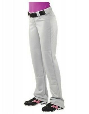 (Medium, Silver) - Girls Dynasty Open Bottom Pant. Shipping is Free