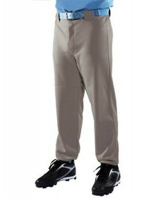 (X-Large, Silver) - Youth 410ml Polyester Pant. Free Shipping
