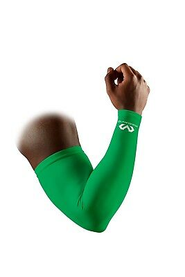 (Large, Kelly Green) - McDavid 656 Performance Compression Arm Sleeve. Shipping