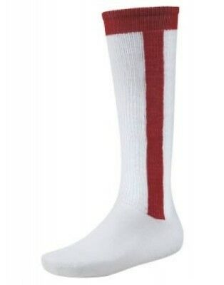 (Medium, Black) - Adult All-In-One Combo Baseball Sock. Shipping is Free