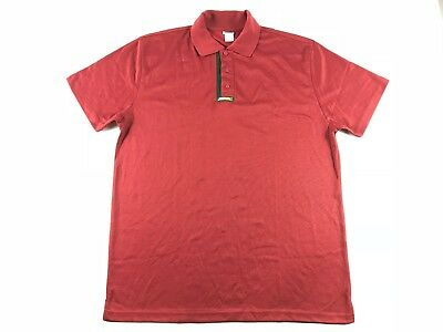 New SUBWAY Red Official Employee Polo Shirt Size M L XL 2XL 3XL