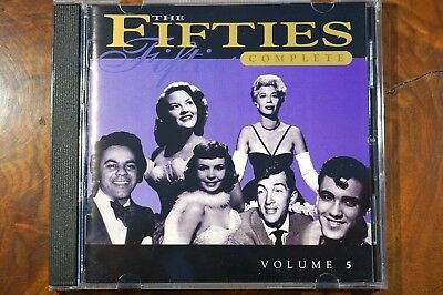 The Fifties Complete Volume 5  - Used - VG
